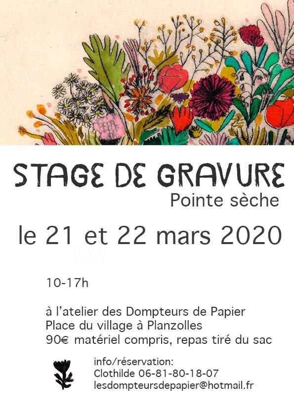 stage de gravure 2020bd